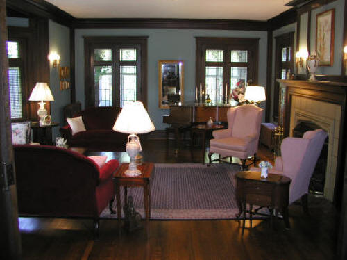 English manor history of the manor for 1920s living room ideas